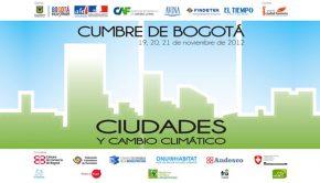 la Cumbre Ciudades y Cambio Climático