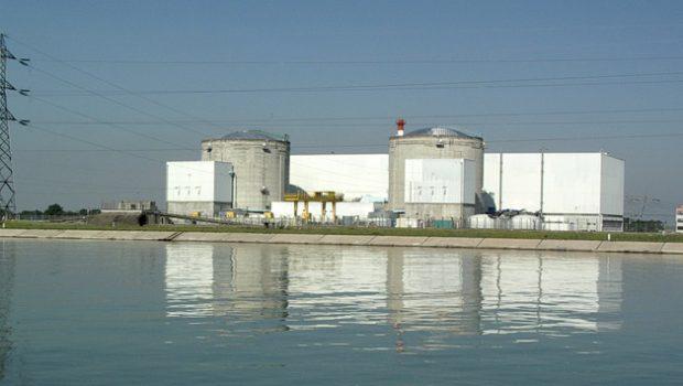 Centrale nucléaire de Fessenheim cc-Florival