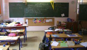 Ecole salle de classe