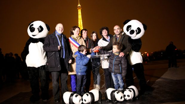 Denis Baupin Earth Hour