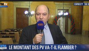 Denis Baupin sur BFMTV
