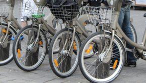Vélos velib