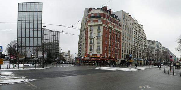 Quartier Prioritaire De La Politique De La Ville Paris