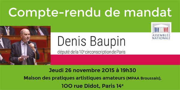 Compte-rendu mandat Denis Baupin 14e bannière