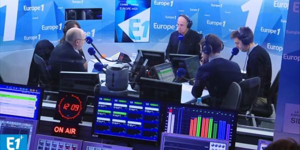 Europe 1 – Denis Baupin : «on ne peut pas dire» si Renault a fraudé
