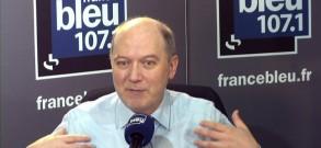 Denis Baupin invité de France Bleu 107.1.