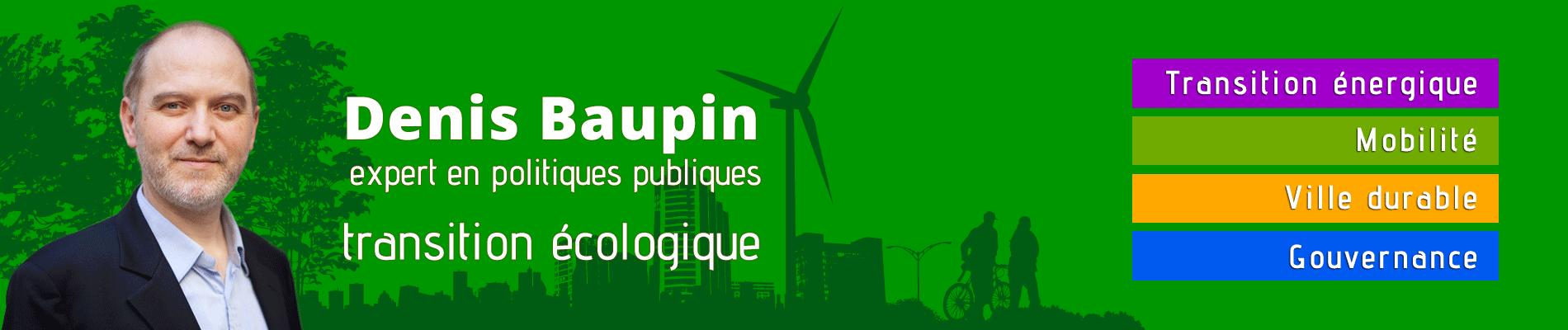 Denis Baupin logo