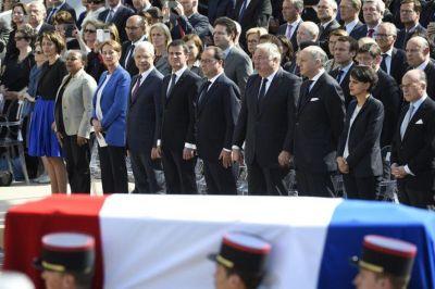 Transfert au Panthéon de Germaine Tillion, Geneviève de Gaulle-Anthonioz, Pierre Brossolette et Jean Zay