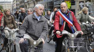 Green Ride avec Jean Jouzel, vice-président du GIEC