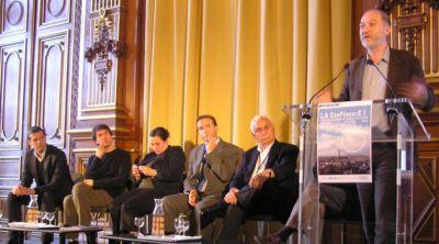 Conférence Énergie Climat à l'Hôtel de Ville