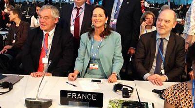 Délégation française pour la COP 20